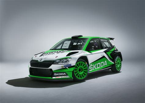 ŠKODA FABIA R5: Update for the most successful rally car