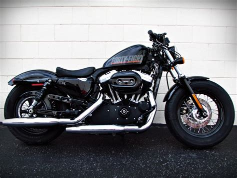 2012 Harley-Davidson XL1200X Sportster Forty-Eight For