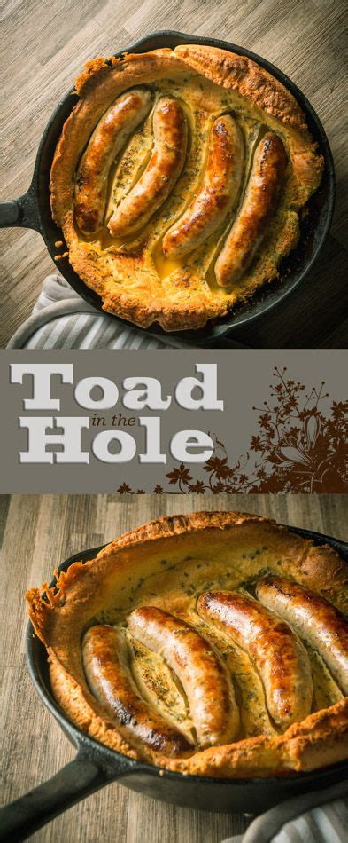 Skillet Toad in the Hole Recipe: Toad in the Hole is about