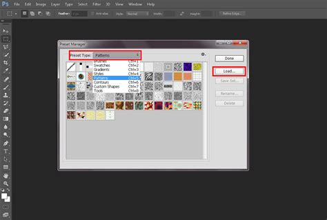 How to Import and Create Photoshop Patterns
