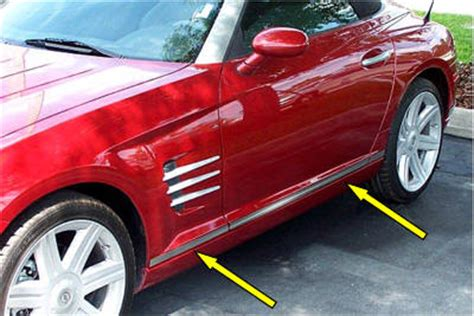 Chrysler Crossfire Parts & Accessories Store