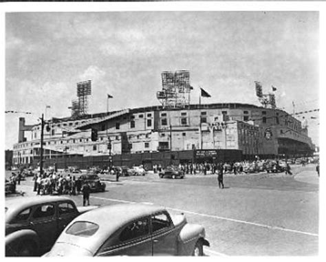 RagJr My Sites - The History Of Baseball - Stadiums